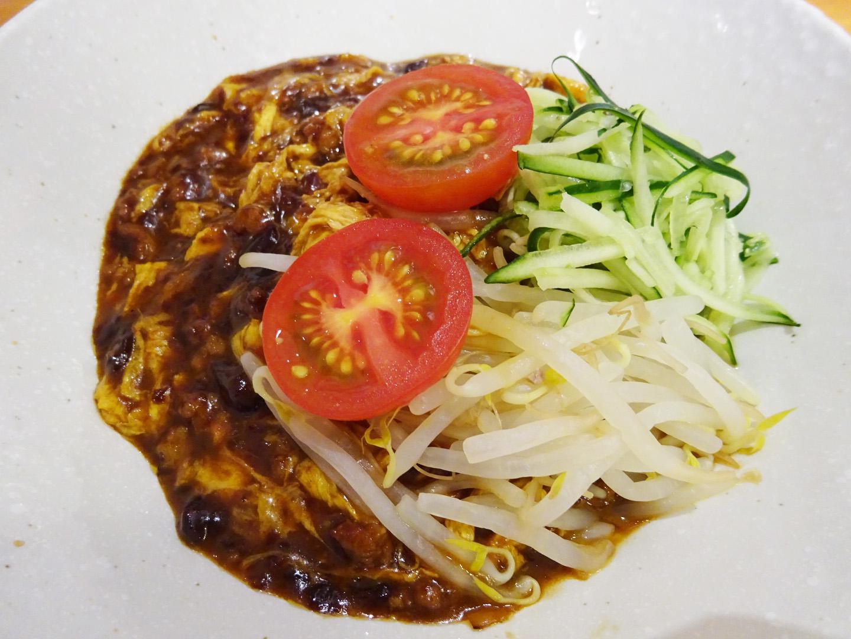 桃仙人ジャージャン麺