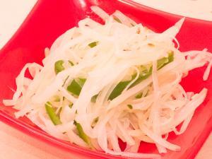 季節の前菜100円