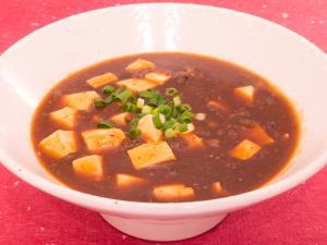 マーボー豆腐628円